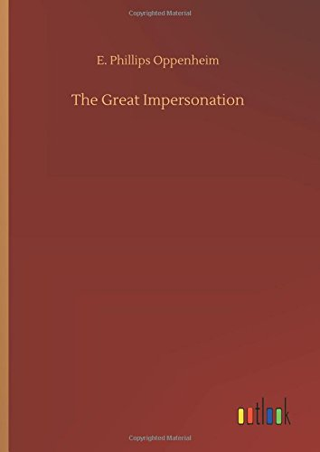 Read Online The Great Impersonation pdf epub