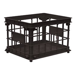 Office Depot(R) Filing/Stacking Crate, (Filing Crates)