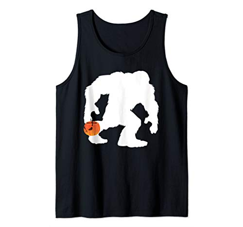 Abominable Snowman Costumes Amazon - Bigfoot Halloween Costume  Tank