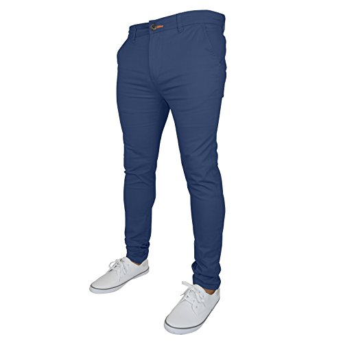 Pale Westace Blue Uomo Skinny Jeans qqxFt6