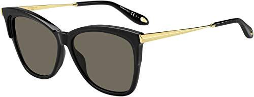 Sunglasses Givenchy GV 7071 /S 0807 Black/IR Gray ()