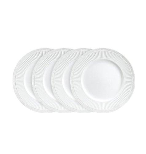 Mikasa Italian Countryside Set of 4 Dinner Plates ()