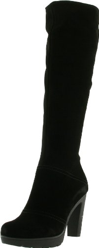 Black Suede La Suede Martine Canadienne Black Women's UqUx76wT