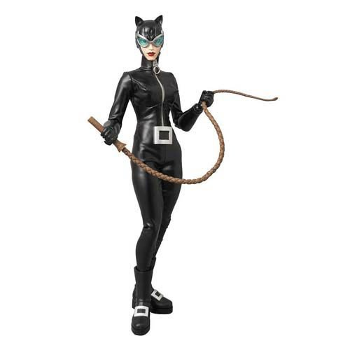 Medicom Batman Hush Catwoman Real Heroes Action (The Real Catwoman Costume)