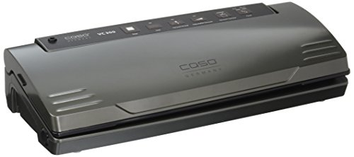 CASO 11392 Vc300 Automatic Vacuum Sealer System for Food ...
