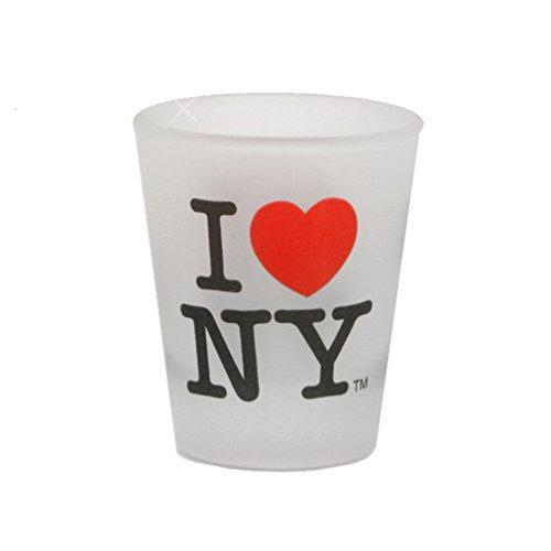 Love Shot Glass - 1 X I Love NY Shot Glass