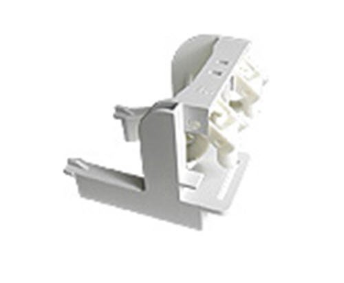 Geberit 240.510.00.1; flush lifter assembly smc wall hung carrier toilet; in Unfinish | 240.076.00.1 (Wall Hung Flush Valve Toilet)
