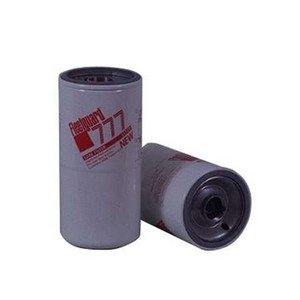 Fleetguard Lube Filter By Pass Spin On Part No: LF777