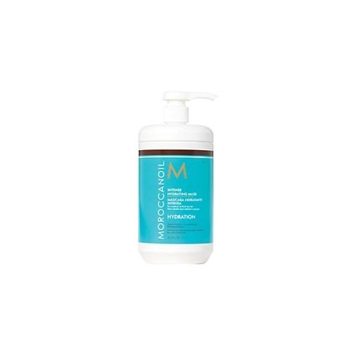 Moroccanoil Intense Hydrating Mask - 1 Liter with Pump by Moroccanoil