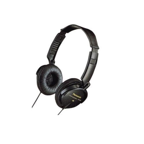 Panasonic RP-HT202 Over-Ear Black