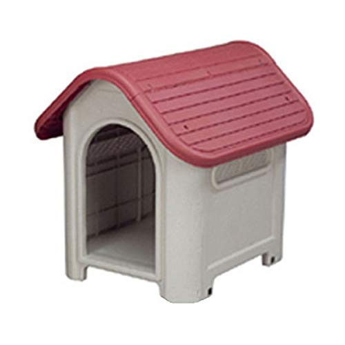 Indoor Outdoor Dog House Small to Medium Pet All Weather Doghouse Puppy...