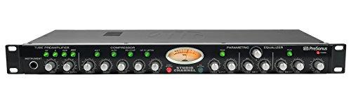 Presonus StudioChannel Studio Channel Recording Vacuum Tube Mic Preamp Strip
