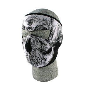 Face Mask Skull Face - Zan Headgear/bobster -