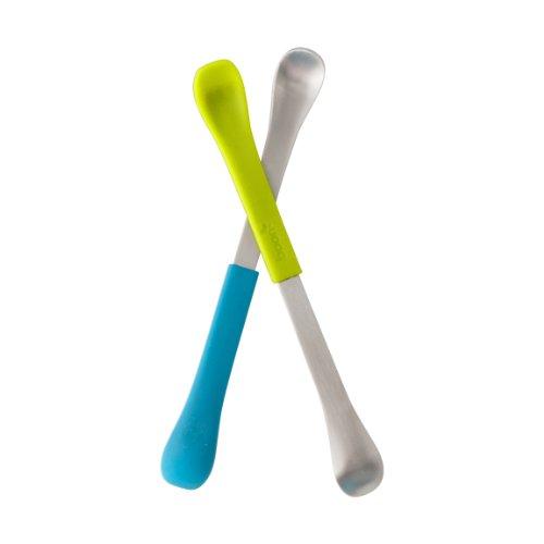 Boon Swap Baby Utensils,Blue/Green