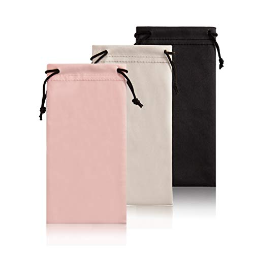 Soft Eyeglass Pouch Pack Microfiber product image