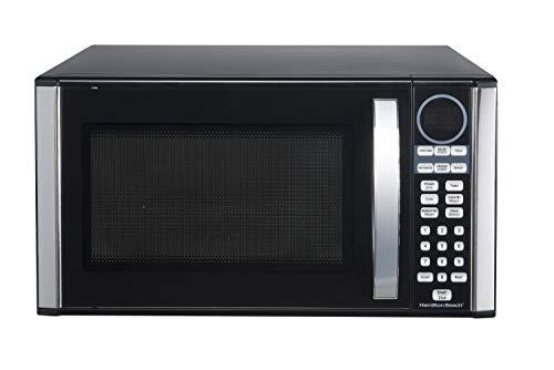 Hamilton Microwave Oven, Black