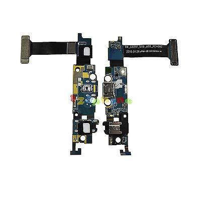 FidgetFidget Flex Cable New USB Charger Charge Port for Samsung Galaxy S6 Edge G925F by FidgetFidget