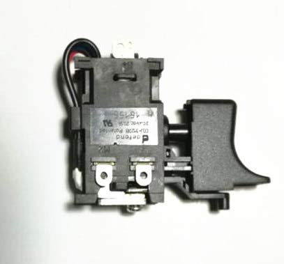 Amazon.com: Maslin 2609199070 - Interruptor de control de ...