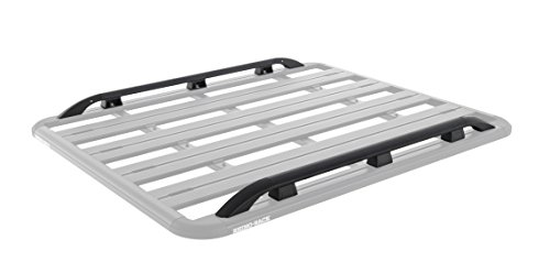 Rhino Rack Pioneer Platform Side Rails (Suits 42100B/42101B/44100B/44101B) - 43140B