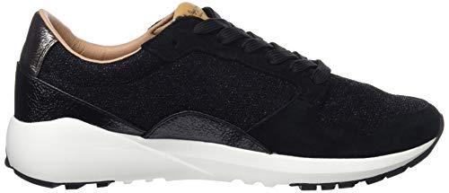 Jeans Pepe Studio Black Femme Foster Noir 999 Sneakers Basses zndCaq