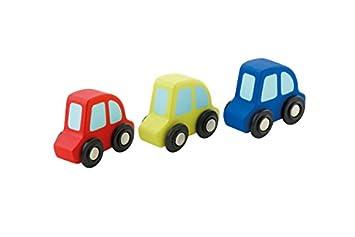 Sevi - Set Mini carritos, 3 Piezas (Trudi 82909): Amazon.es: Juguetes y juegos