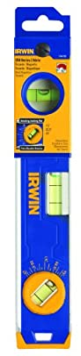 IRWIN Tools 150 Magnetic Torpedo Level, 9-Inch (1794155) by IRWIN