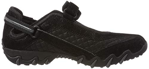 1 black Scarpe Allrounder Diamonds h Donna soft Niro By 84 Running Mephisto Velvet Zgz4T
