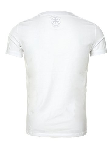 T shirt Asiatisch Printshirt Blanc Takao Akito Berg Mountian Homme Tanaka Japon Wz4HztE