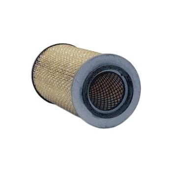 Pack of 1 WIX Filters 42510 Heavy Duty Air Filter