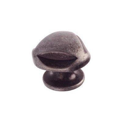 Anthracite Finish - Novelty Knob Size: 1.1