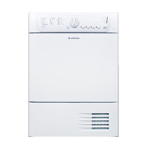 Summit TCL73XNAADA Electric Dryer, White by Summit