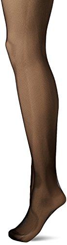 DKNY Women's Graphic Seam Micronet Tight, black, MTL ()