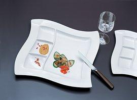 Villeroy & Boch 10-2525-2855- NewWave Grill Plate 27x27cm