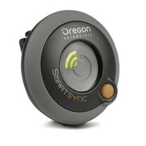 Oregon Scientific WM100 Scientific Smartsync Data Logger Heart Rate Monitor with PC Download