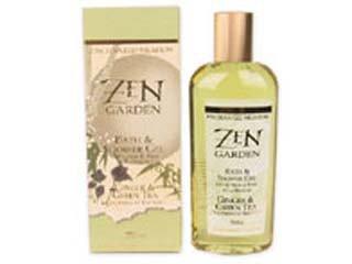 Zen Garden Linden & Mimosa Shower Gel by Enchanted Meadow