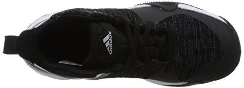 Baloncesto Explosive Flash Niños 000 Adidas Negro Carbon K negbas Zapatillas Unisex De Ftwbla XdqUw