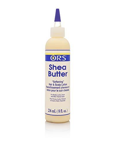(Organic Root Stimulator Shea Butter Moisturizing Lotion, 8 Ounce)