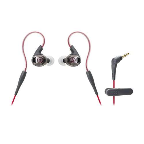 Audio-Technica ATH-SPORT3RD SonicSport In-Ear Headphones, Re