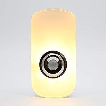 Sensky 3-in-1 Motion Night Light Plug in, Rechargeable Flashlight, Emergency Night Light for Bedroom, Bathroom, Baby Room, Stairways, Hallways