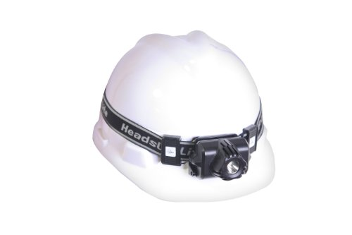 Blackjack Industrial BJi001 Hard Hat Clips for Headlamps and Lights | Fits all Hard Hats | Holds Lights and Straps Securely in Place | Utilities | Oil and Gas | Construction Workers (Pack of 4) by Blackjack Industrial (Image #3)