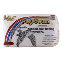 Hobbs Batting Polly Down premium Polyester Like Down Softness by Polydown