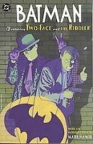 Batman: Featuring Two Face and the Riddler