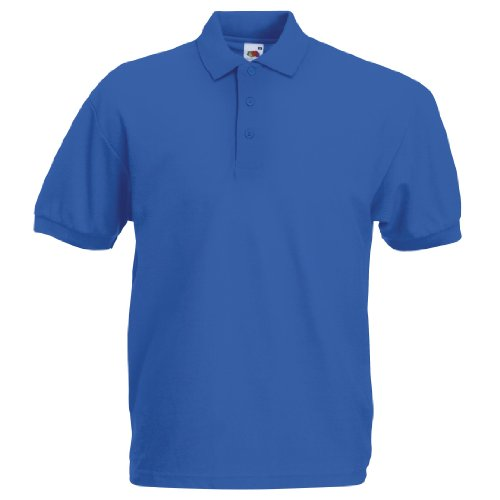 65/35 Polo S,Royal Blue