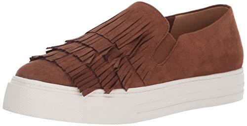 Ariat Women's UNBRIDLED BLISS Boot, cognac suede, 6 B US