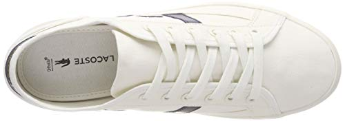 119 Lacoste Sideline Zapatillas Para Wn1 Mujer Marfil off Cfa Wht 1 nvy OSFxST