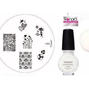 Konad nail stamping kit amazon