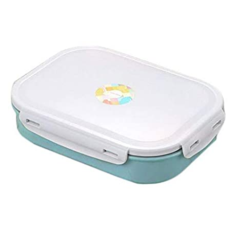 721c7b557268 Amazon.com: Mikash Stainless Steel Lunch Bento Box Thermal Insulated ...