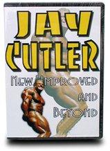 Jay Cutler DVD Improved & Beyond, 3 DVDs
