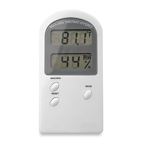 Holmes Digital Thermometer/ Hygrometer