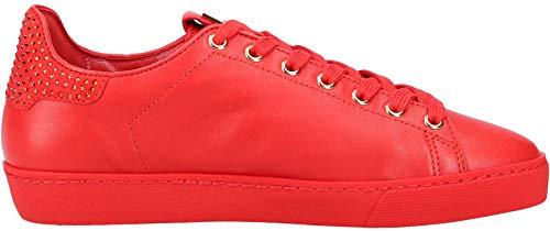 Femme Sneakers scarlet Rouge Högl 4300 Glammy Basses w5tqP0X